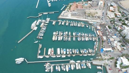 Reserve Boat in La Paz